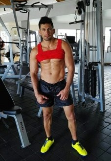 escort fitness gay varese